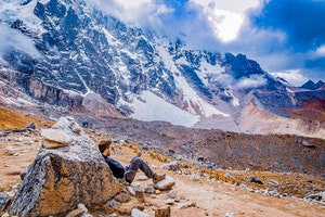 Route Salkantay Trail Trekking  5 Days to Machu Picchu